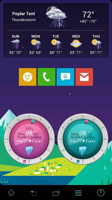 Home screens... Let's see what you got.-1373257987346.jpg