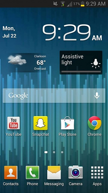 Home screens... Let's see what you got.-1374499810042.jpg