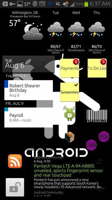 Home screens... Let's see what you got.-uploadfromtaptalk1375785849498.jpg