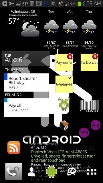 Home screens... Let's see what you got.-uploadfromtaptalk1375785867198.jpg