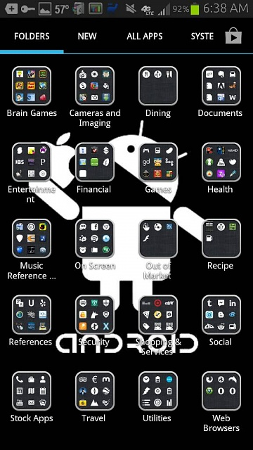 Home screens... Let's see what you got.-uploadfromtaptalk1375785889442.jpg