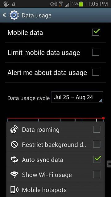 unable to download apps from play store over mobile data
