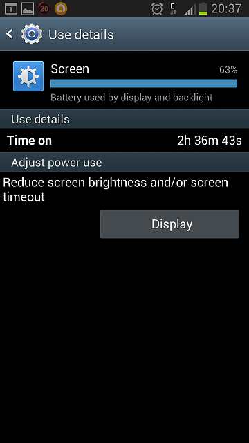 Samsung S3 Battery life - Is this normal-screenshot_2013-12-03-20-37-03.png
