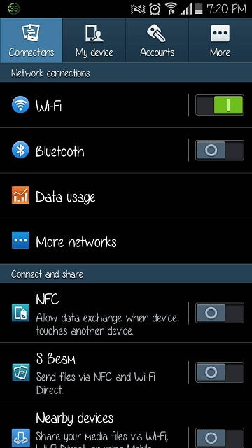 How can I extent the display time on my Samsung S4 Mini?-screenshot_2015-04-15-19-20-50.jpg