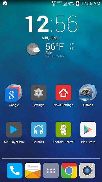 Best clock widget - Android Forums at AndroidCentral com