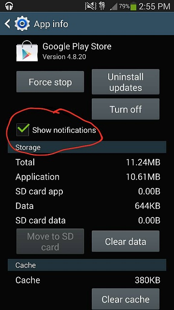 """How do you disable """"Successfully Updated"""" notifications?-1405105018287.jpg"""