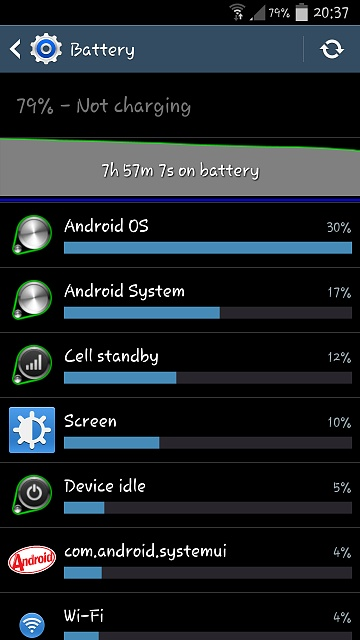 New Here. Galaxy S4 Battery Drain since 4.4.2 Update KitKat GlanceViewMK-2014-07-20-19.38.00.jpg