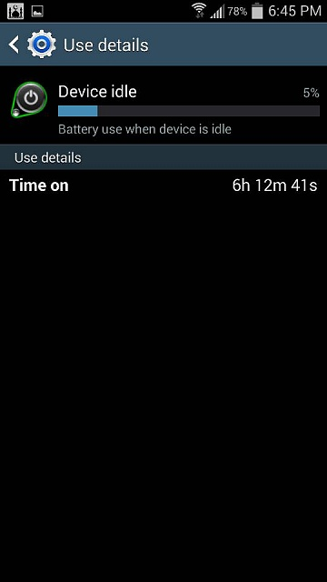 Samsung s4 battery draining a little fast for me-screenshot_2014-09-07-18-45-10.jpg