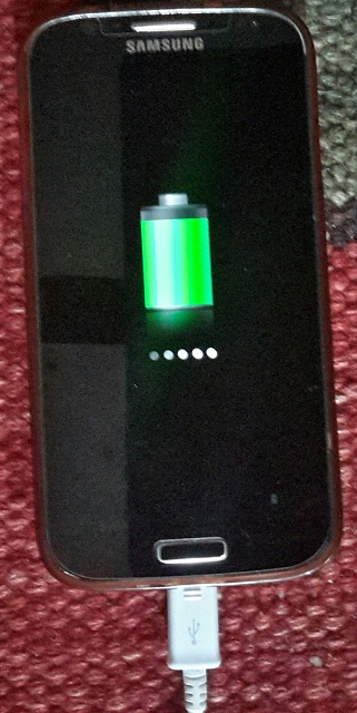 how to change the power off charging animation