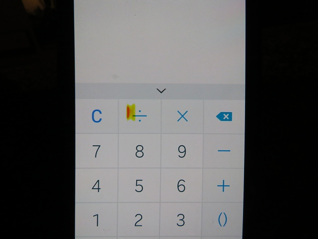 Yellow Icon appeared on the left side of screen-img_9918.jpg