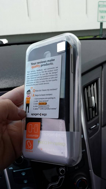 Spigen Neo Hybrid (Infinity White) Case Review-uploadfromtaptalk1367860372059.jpg