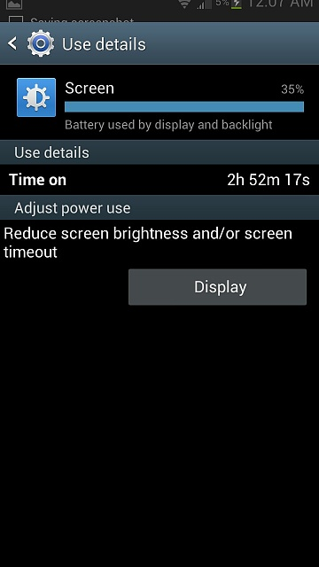 Why is my screen usage such a high percentage of my battery?!-uploadfromtaptalk1367939705002.jpg