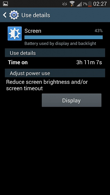 Why is my screen usage such a high percentage of my battery?!-uploadfromtaptalk1367940373960.jpg