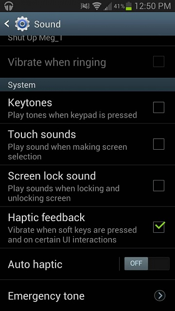 How To Turn Off Those Annoying Galaxy S4 Sounds Android Central