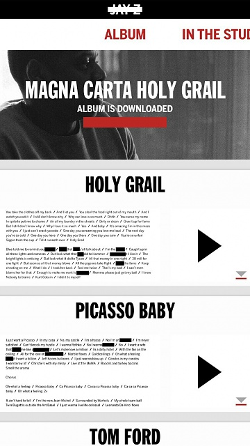 Jay Z new album AVAILABLE NOW for download via app-uploadfromtaptalk1372924607675.jpg
