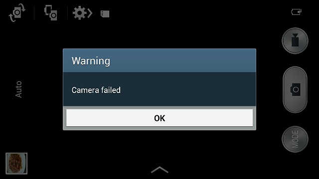 Fix My Phone >> Galaxy S4 camera failed! Please help! - Android Forums at ...