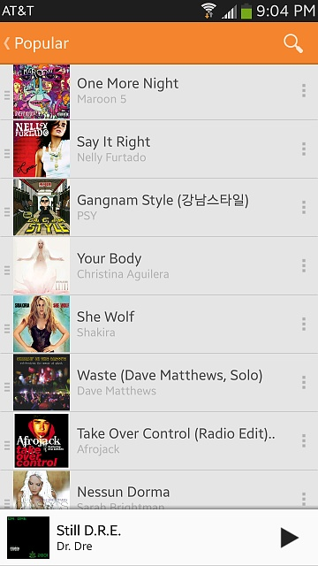 How to reorder a playlist manually in Play Music app - Android