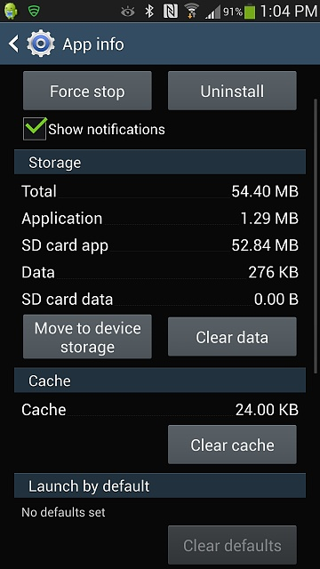 Apps not really moving from device to SD card? What's this all about