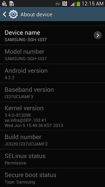 What is the current build number, baseband, and kernal for  att  s4?-1378064879671.jpg