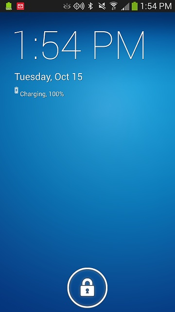 how to turn off lock screen on s4