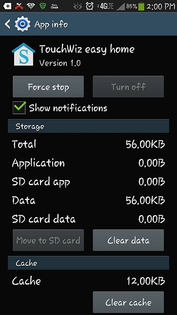Galaxy S4: Touchwiz won't stay as default launcher!-1386961459927.jpg