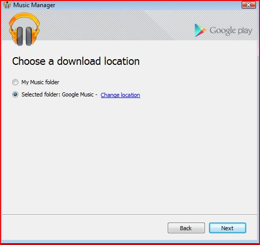 how to transfer music from google play to sd card