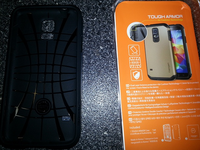 Galaxy S5: Got my Spigen tough armor today-2014-04-04-17.07.40.jpg