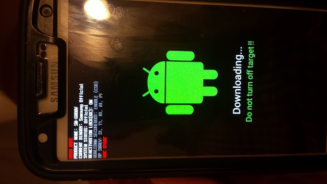 Verizon Galaxy S5 - Anyone run into this issue?  Samsung Knox Counter Went missing!-20140824_194707.jpg