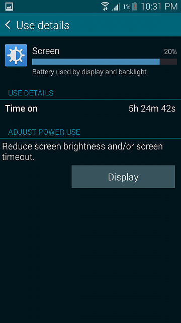 Galaxy S5: What battery life should I expect with low to moderate use?-screenshot_2014-04-17-22-31-01.png