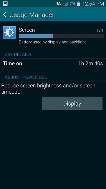 Galaxy S5: What battery life should I expect with low to moderate use?-screenshot_2014-04-18-12-54-07.jpg
