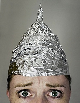 Area around ear speaker that won't mist when breathed on - worried?-large_woman_tin_foil_hat.jpg