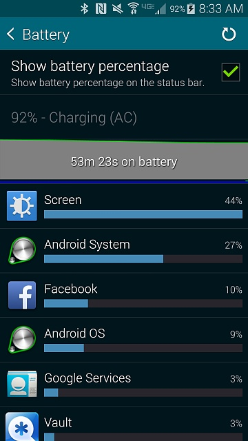 Getting about a 2% battery loss per hour.  Is this pretty much what you guys are getting?-screenshot_2014-04-24-08-33-09.jpg