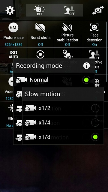 Why no Slow Motion Video on GS5?  GS4 had it...:(-uploadfromtaptalk1398822913095.jpg