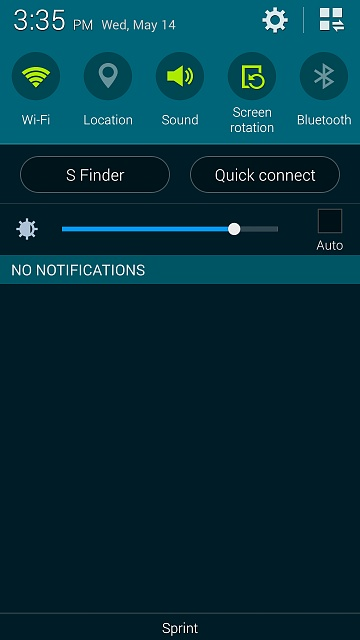 Volume control for ringtone and notifications? - Android