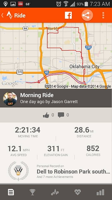 S Health cycling off by 5 miles!!!-screenshot_2014-06-24-07-23-26.jpg