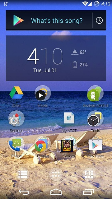 Does my home screen look too busy?-1404249118029.jpg