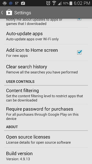 Google Play Store Update v  4 9 13 APK Download - Android
