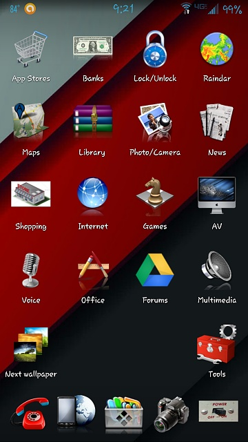 Screen shot your galaxy s5 home screens I need ideas so I want spend hours customizing-screenshot_2014-08-14-09-21-41.jpg