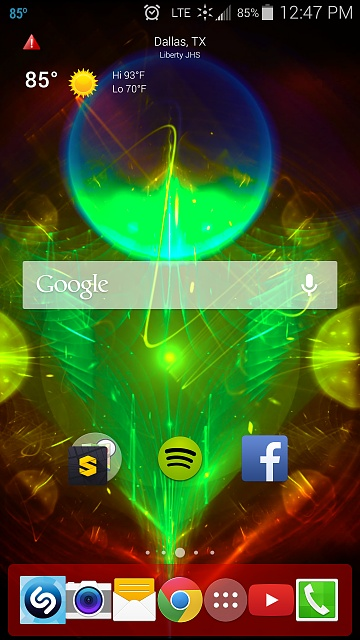 Screen shot your galaxy s5 home screens I need ideas so I want spend hours customizing-screenshot_2014-08-13-12-47-26.jpg