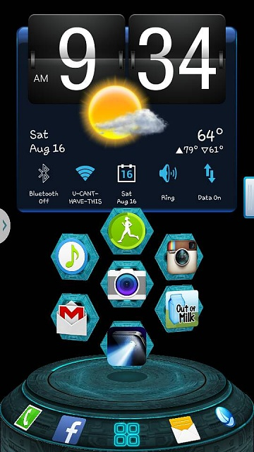 Screen shot your galaxy s5 home screens I need ideas so I want spend hours customizing-1408196286418.jpg