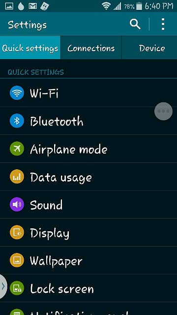 strange problem with settings in galaxy S5-1409611455584.jpg