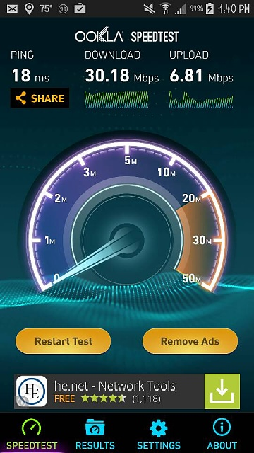 This phone is insane. I never reached these speeds on my iOS devices.-screenshot_2014-10-03-13-40-01.jpg