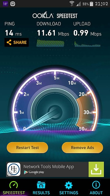 This phone is insane. I never reached these speeds on my iOS devices.-screenshot_2014-10-03-21-02-41.jpg