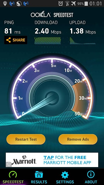 This phone is insane. I never reached these speeds on my iOS devices.-screenshot_2014-10-05-01-01-30.jpg