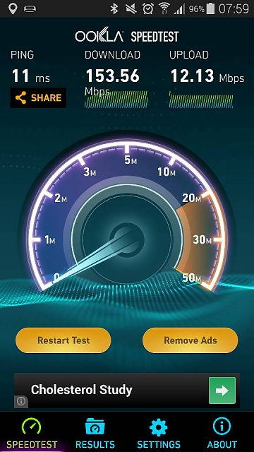 This phone is insane. I never reached these speeds on my iOS devices.-screenshot_2014-10-05-07-59-37.jpg