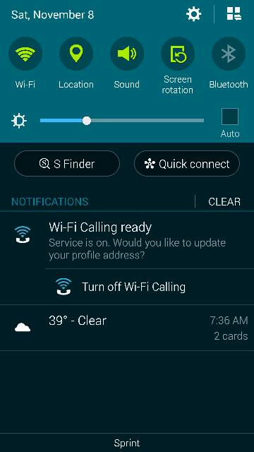 samsung s5 how to turn off notificatoons