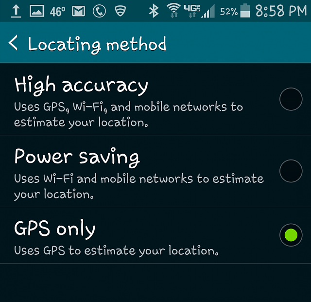 Location Services and Wifi - Android Forums at AndroidCentral com