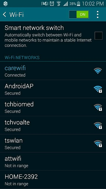 Galaxy s5 keeps disconnecting from WiFi? - Android Forums at