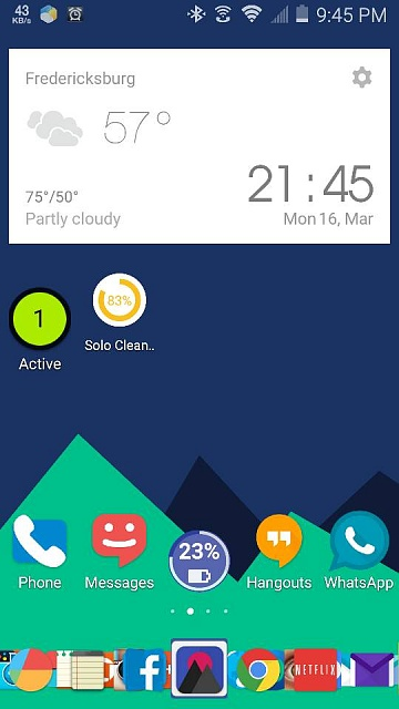 how to take a screen shot on a galaxy s5