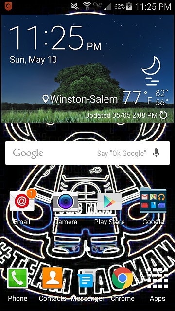 How can I disable the app drawer on my Galaxy S5 ?-uploadfromtaptalk1431314867307.jpg